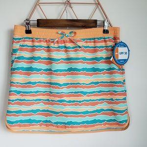 🆕️ Columbia, Omni-Shade UPF30 Skort Shorts, XL